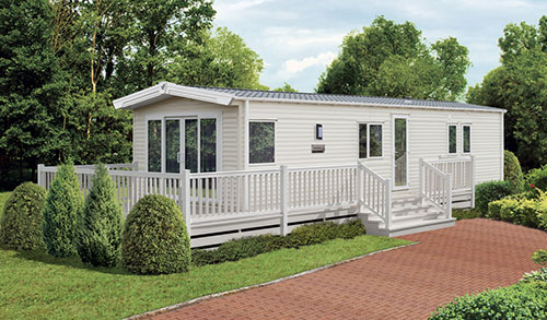 Willerby Avonmore Holiday Parks in Kent at Ramsgate caravan park
