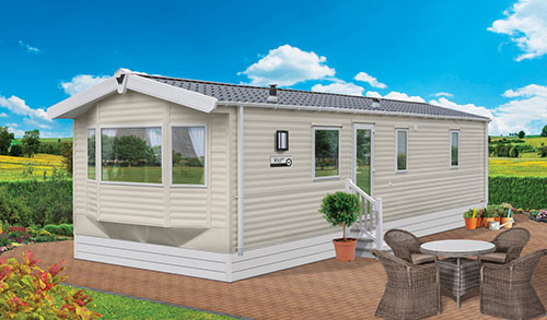 Willerby Rio Holiday Parks in Kent at Ramsgate caravan park