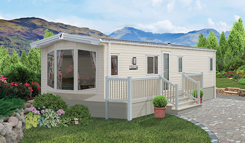 Willerby Sierra Holiday Parks in Kent at Ramsgate caravan park