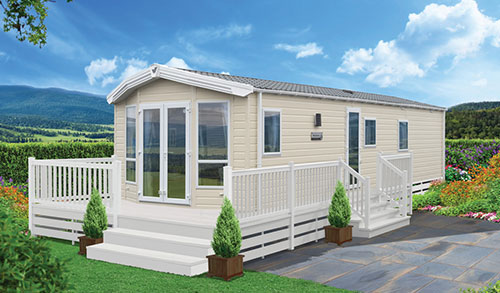 Willerby Winchester Holiday Parks in Kent at Ramsgate caravan park