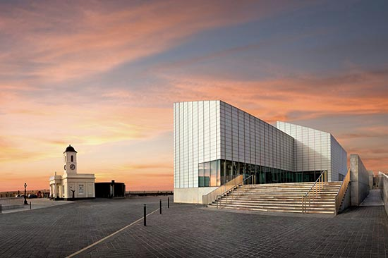turner contemporary landscape Holiday Parks in Kent at Margate holiday parks